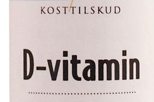 Er D-vitaminkapsler Farlige?