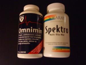 vitaminer og mineraler til voksne