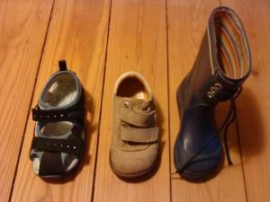 Kan man arve sko til børn? Køb af brugt fodtøj børn. Rebecca