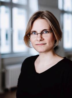 Maja Kirkegaard. Foto: Line Thit Klein