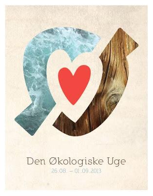 den oekologiske uge logo