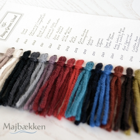 Farvekort_Rosy_Green_Wool_450px