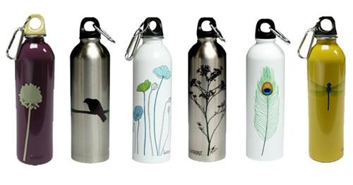 vandflaske uden kemi