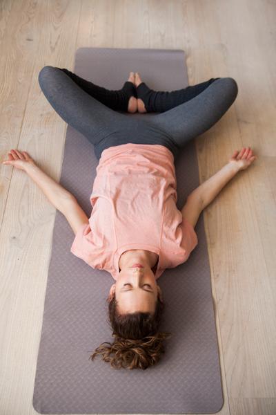 bliv gravid yoga