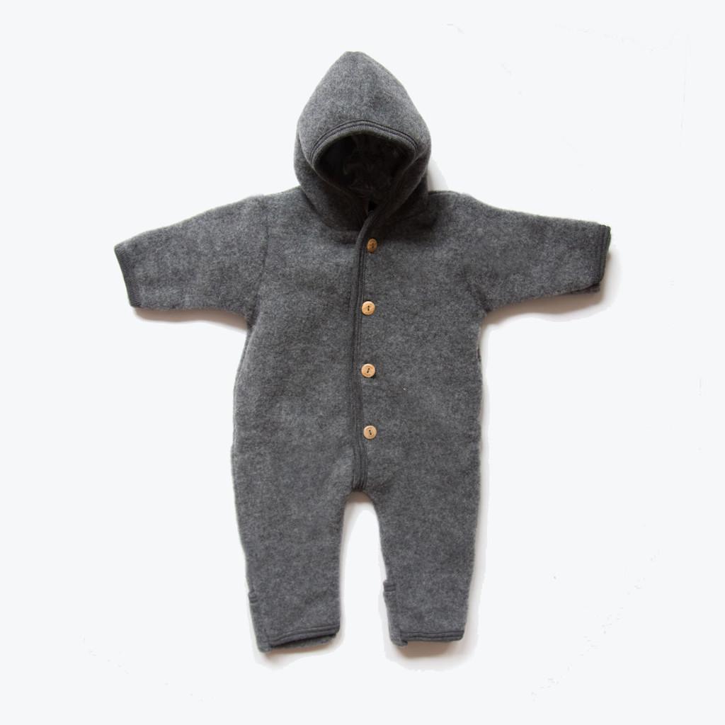 babydragt økologisk uld