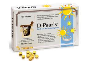 D-vitamin Til Baby