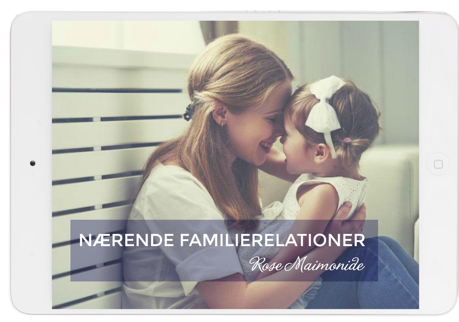 familierelationer