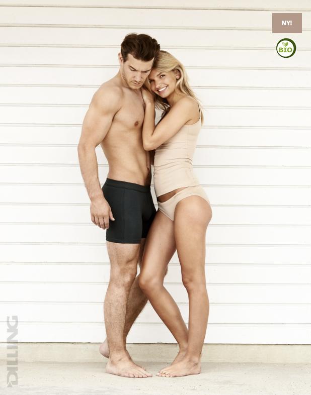 Dilling økologisk undertøj