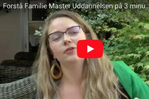 Forstå Familie Master Uddannelsen På 3 Minutter