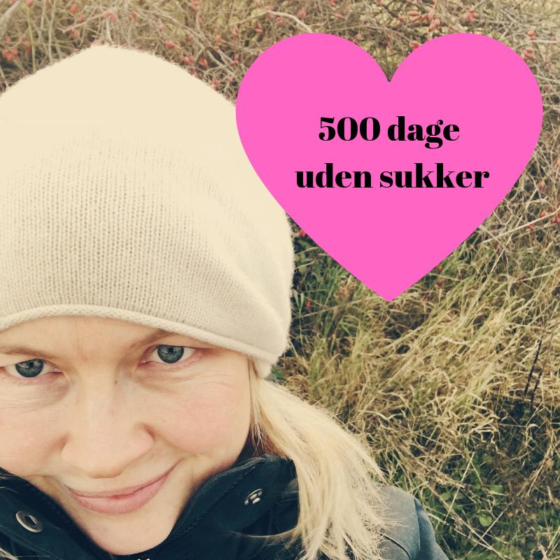 500 dage uden sukker