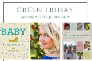 Green Friday – Særtilbud På Mine Bøger