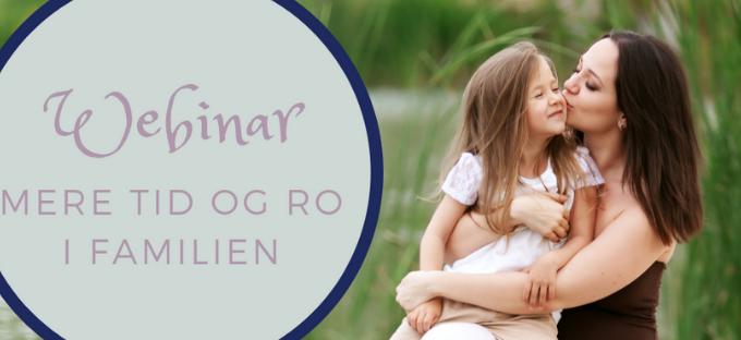 Et Liv Med Tid Og Ro … Hvordan Er Det Muligt?