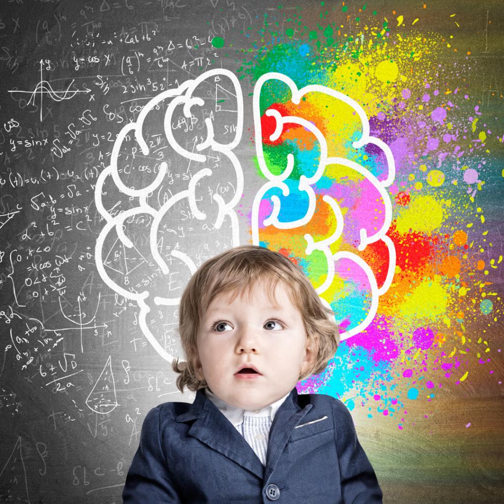 boost dit barns hjerne