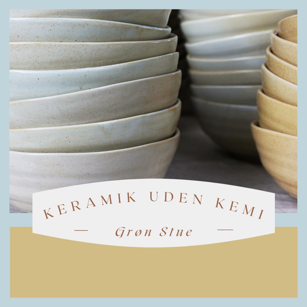 keramik uden kemi